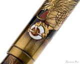 Namiki Emperor Maki-e Fountain Pen - Dragon - Pattern 3