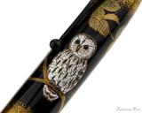Namiki Emperor Maki-e Fountain Pen - Owl - Pattern 1