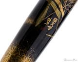Namiki Emperor Maki-e Fountain Pen - Owl - Signature
