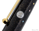 Namiki Yukari Maki-e Fountain Pen - Shooting Star - Pattern 1
