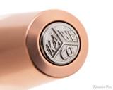 Kaweco AL Sport Fountain Pen - Rosegold - Cap Jewel