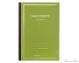 ProFolio Oasis Notebook - B5, Green