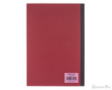 ProFolio Oasis Notebook - A5, Red - Back Cover