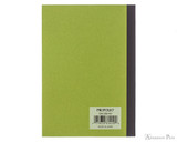 ProFolio Oasis Notebook - A6, Green - Back Cover