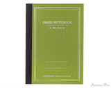 ProFolio Oasis Notebook - A6, Green