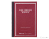 ProFolio Oasis Notebook - A6, Red