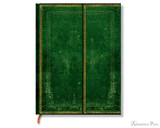 Paperblanks Ultra Journal - OldLeather Jade, Lined