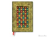 Paperblanks Mini Journal - Venetian Morning Verde, Lined