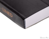 Rhodia No. 16 Staplebound Notepad - A5, Lined - Black binding