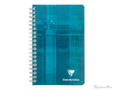 Clairefontaine Classic Wirebound Notebook - 4.25 x 6.75, Lined - Assorted