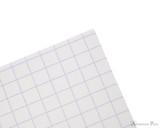 Rhodia No. 13 Wirebound Notepad - A6, Graph - Orange graph detail