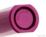 Lamy Safari Rollerball - Pink - Barrel End