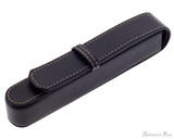 Franklin-Christoph 1 Pen Case - Black