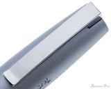 Faber-Castell Loom Ballpoint  - Metallic Light Blue - Clip