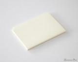 Midori MD Notepad - A5, Blank - Cream