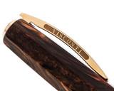 Visconti Medici Rose Gold with Fine Nib - Clip