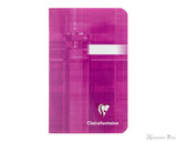 Clairefontaine Classic Staplebound Notebook - 3.5 x 5.5, Lined - Assorted