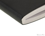 Rhodia  Staplebound Notebook - A5, Lined - Black binding