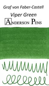 Graf von Faber-Castell Viper Green Ink Color Swab