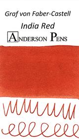 Graf von Faber-Castell India Red Ink Color Swab