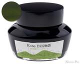 Kobe #34 Sorakuen Tea Green Ink (50ml Bottle)