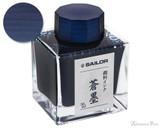 Sailor Souboku Pigmented Blue-Black Ink (50ml Bottle)