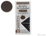 Monteverde Moonstone Ink Cartridges (12 Pack)