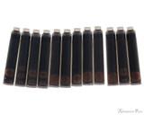 Monteverde Fireopal Ink Cartridges (12 Pack) - Cartridges