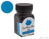 Monteverde Caribbean Blue Ink (30ml Bottle)