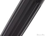 Diplomat Aero Fountain Pen - Black - Pattern