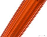 Diplomat Aero Fountain Pen - Orange - Pattern
