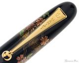 Namiki Yukari Maki-e Fountain Pen - Swallow - Clip
