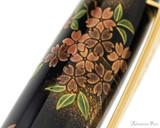 Namiki Yukari Maki-e Fountain Pen - Swallow - Pattern