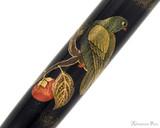 Namiki Yukari Maki-e Fountain Pen - Pigeon & Persimmon - Pattern 1
