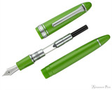 Sailor 1911 Standard Fountain Pen - Key Lime with Rhodium Trim - Parted Out
