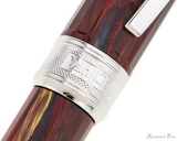 Visconti Van Gogh Ballpoint - Red Vineyard - Trimband 1