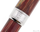 Visconti Van Gogh Ballpoint - Red Vineyard - Trimband 2