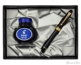 Pilot Custom 823 Fountain Pen - Smoke - Box
