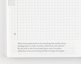 Hobonichi 2022 Techo Planner ONLY - A6 - Quote