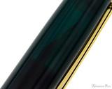 Platinum 3776 Century Fountain Pen - Laurel Green - Pattern