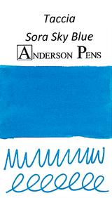 Taccia Sora Sky Blue Ink Sample (3ml Vial)