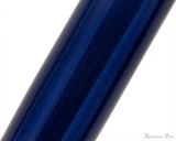 Sheaffer 300 Rollerball - Glossy Blue Lacquer with Chrome Trim - Pattern