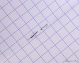 Rhodia Staplebound Notebook - 3 x 4.75, Graph - Black interior