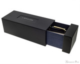 Sailor Bespoke 1911L - Cross Point with Gold Trim - Box Open