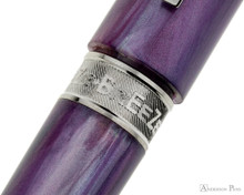 Visconti Breeze Fountain Pen - Barrel Band