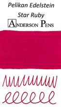 Pelikan Edelstein Star Ruby Ink Swab