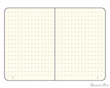 Leuchtturm1917 Notebook - A5, Dot Grid - White Inside