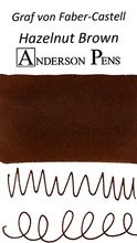 Graf von Faber-Castell Hazelnut Brown Ink Color Swab