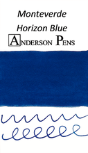 Monteverde Horizon Blue Ink Color Swab