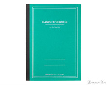 ProFolio Oasis Notebook - B5, Wintergreen